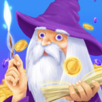 Idle Wizard School – Wizards Assemble APK MOD Unlimited Money for android