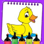 Kids Coloring Book Paint & Coloring Games for Kids APK (MOD, Unlimited Money)  for android 1.0.1.2