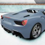 Parking Ferrari 488 Fun City APK MOD Unlimited Money for android