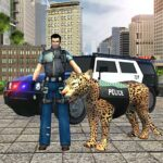 Police Tiger Chase Simulator City Crime APK MOD Unlimited Money for android