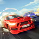 Racing Clash Club Car Game APK MOD Unlimited Money for android