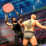 Real Wrestling Ring Champions APK MOD Unlimited Money for android
