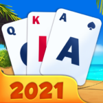 Solitaire Tripeaks Journey – 2022 Card Games APK MOD Unlimited Money for android