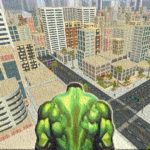 Super City Hero Wars-Super Crime City Battle APK MOD Unlimited Money for android