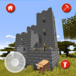 Craftsman World Crafting game 2021 APK MOD Unlimited Money for android
