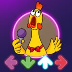 Dancing Chicken FNF music tiles game APK MOD Unlimited Money for android