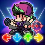 FNF Neo Music – Chill Pop Beat Fire Battle APK MOD Unlimited Money for android