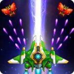 Galaxy Attack-space shooting games APK MOD Unlimited Money 3.0.0 for android