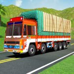 Indian Cargo Truck Transporter City Driver 3D Game APK MOD Unlimited Money for android