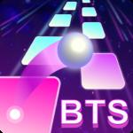 KPOP Music Hop: BTS Dancing Tiles Hop Ball APK (MOD, Unlimited Money) 1.0 for android