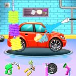 Kids Car Salon Auto Garage APK (MOD, Unlimited Money) 1.7 for android