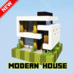 Modern Houses For Minecraft PE 2021 APK MOD Unlimited Money 1.0 for android