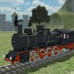 Steam Train Sim APK MOD Unlimited Money for android