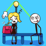 Stickman Thief APK MOD Unlimited Money for android