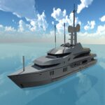 Yacht Ship Sim APK MOD Unlimited Money for android